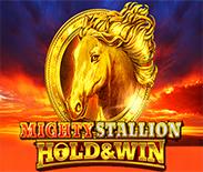 Mighty Stallion Hold & Win