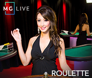 MG Live Roulette
