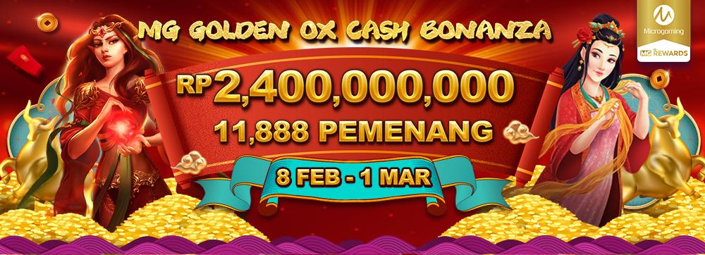 MG Golden Ox Cash Bonanza